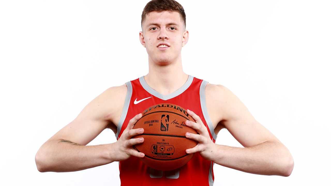 Isaiah Hartenstein (Houston Rockets) - Bildquelle: 2018 Getty Images