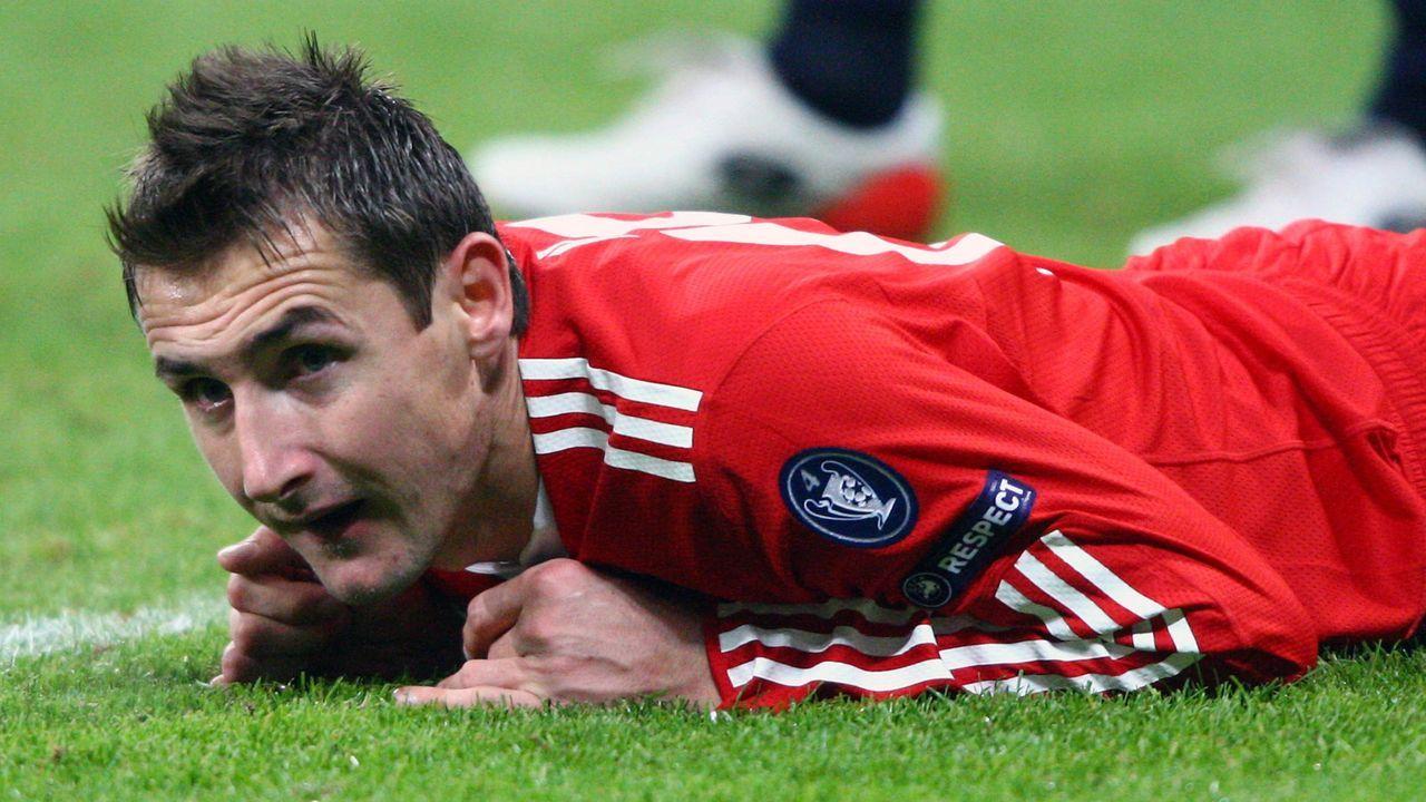 Miroslav Klose (2011) - Bildquelle: 2009 Getty Images
