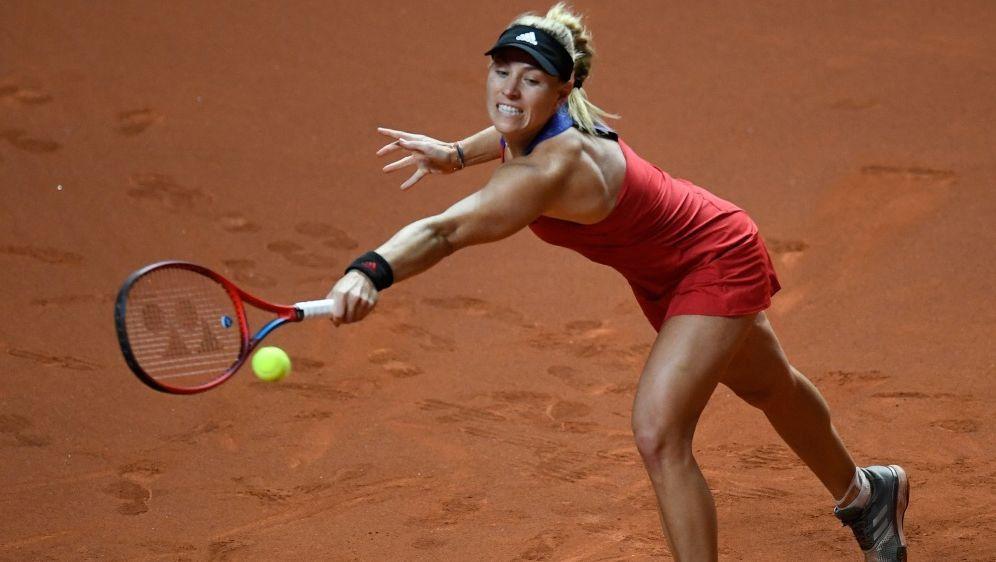 Angelique Kerber ist in der zweiten Runde ausgeschieden - Bildquelle: AFPSIDTHOMAS KIENZLE