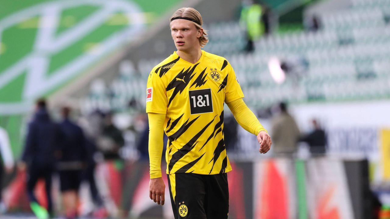 Erling Haaland (Borussia Dortmund) - Bildquelle: imago images/Christian Schroedter