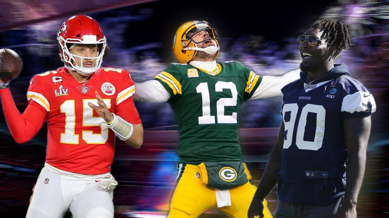 Die Spieler mit dem größten Cap Hit in der neuen NFL-Saison - Bildquelle: Imago Images