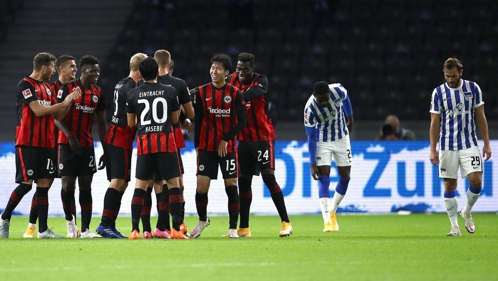 Hertha und Eintracht Frankfurt bestreiten den Auftakt zum 2. Bundesliga-Spie... - Bildquelle: Getty Images