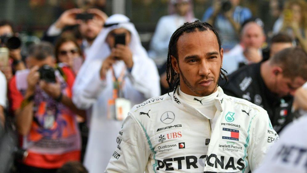 Lewis Hamilton gewinnt Saisonfinale in Abu-Dhabi - Bildquelle: AFPSIDANDREJ ISAKOVIC