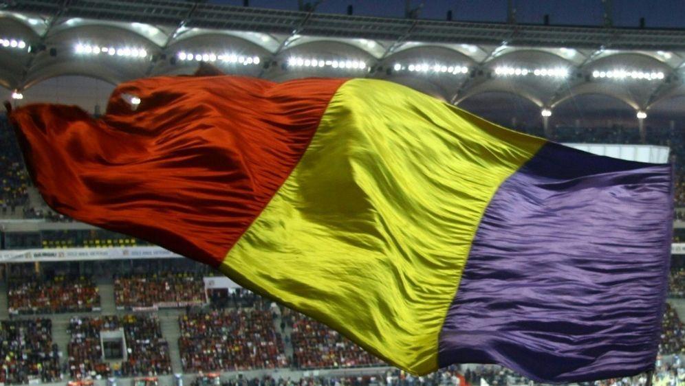 Beim ATP-Turnier wurde die Hymne Rumäniens gespielt - Bildquelle: AFPSIDMIHAI BARBU
