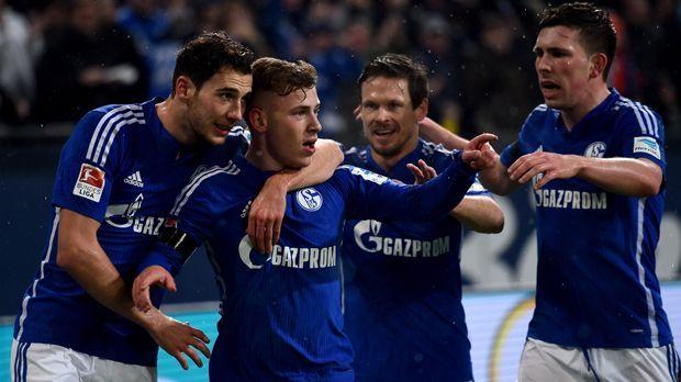 FC Schalke 04 - Bildquelle: 2015 Getty Images
