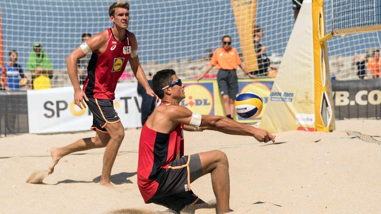 Alexander Walkenhorst und Sven Winter - Bildquelle: imago/Beautiful Sports