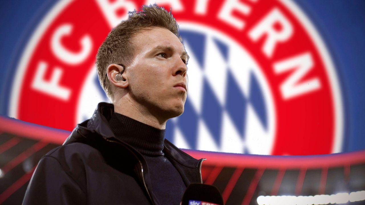 Julian Nagelsmann kommt: Diese Personalfragen stellen sich jetzt beim FC Bayern München - Bildquelle: imago images/Sven Simon