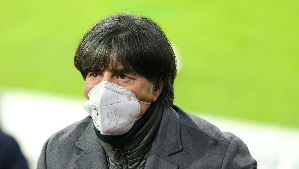 Der Bundestrainer äußerte sich zu den Unruhen beim DFB - Bildquelle: FIROFIROSID
