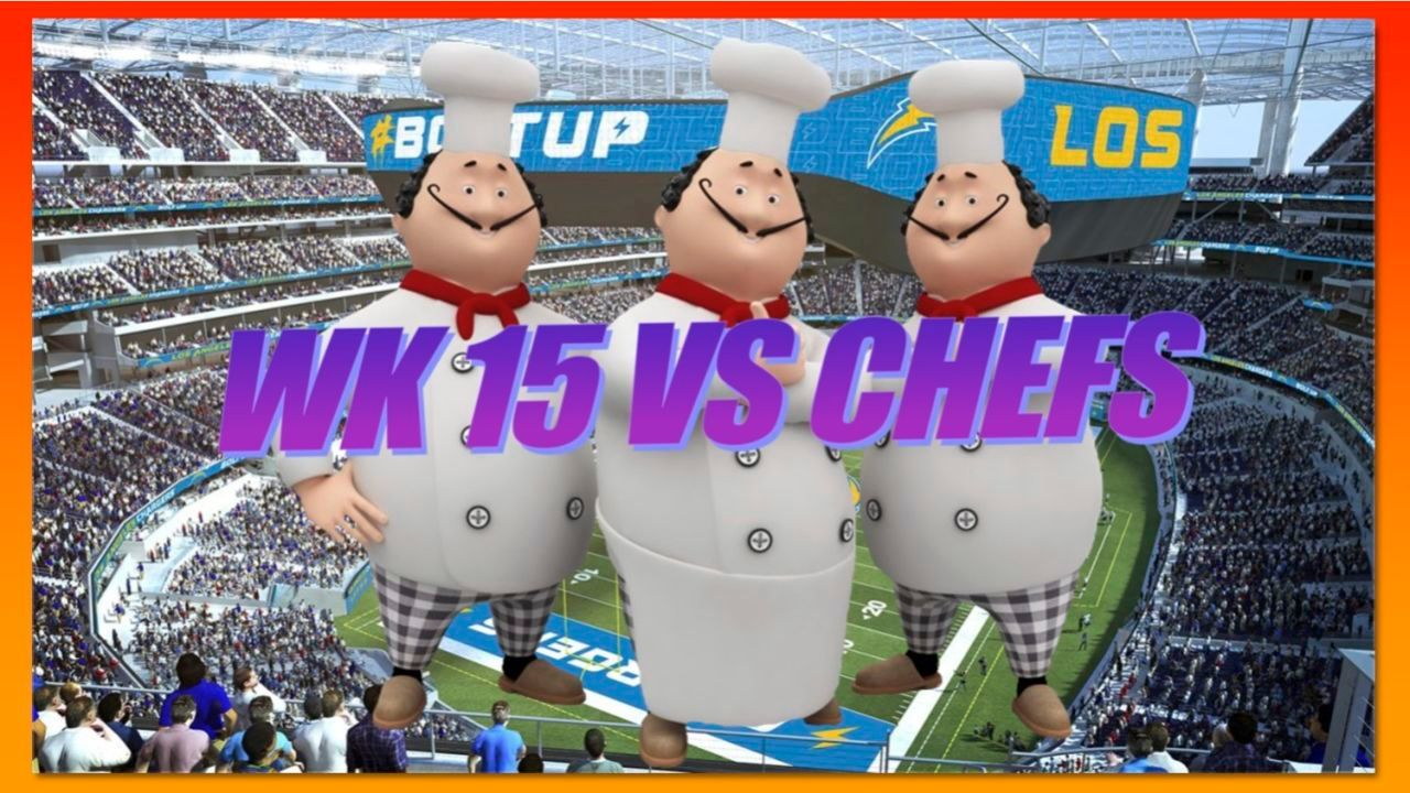 Week 15: vs. Kansas City Chiefs - Bildquelle: Los Angeles Chargers