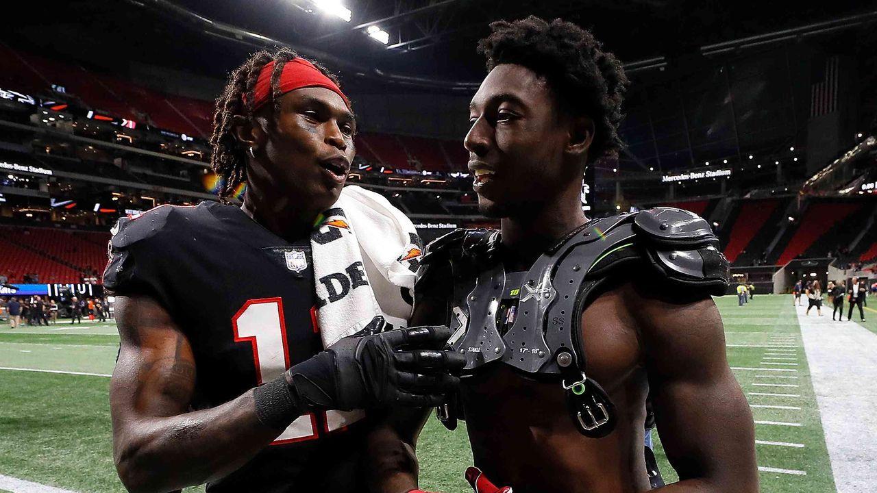 Platz 14: Atlanta Falcons - Bildquelle: getty