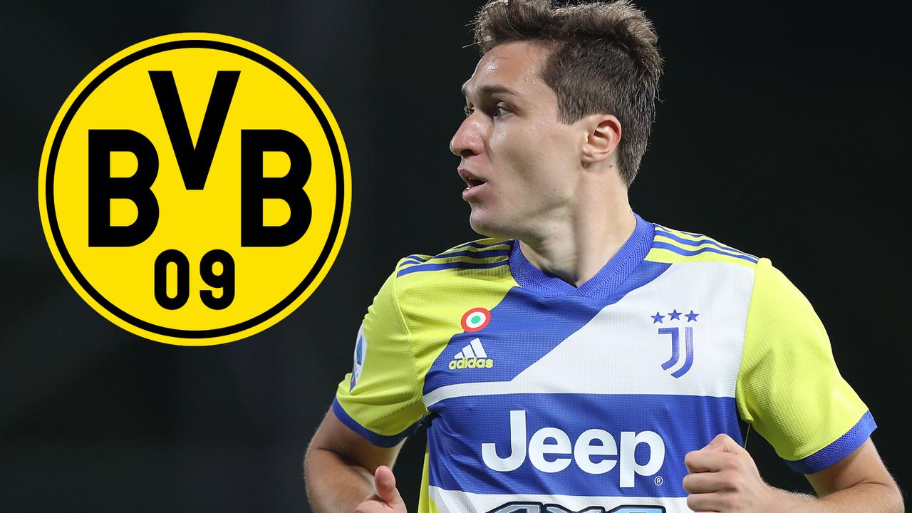 Federico Chiesa (Juventus Turin) - Bildquelle: Imago Images/Borussia Dortmund