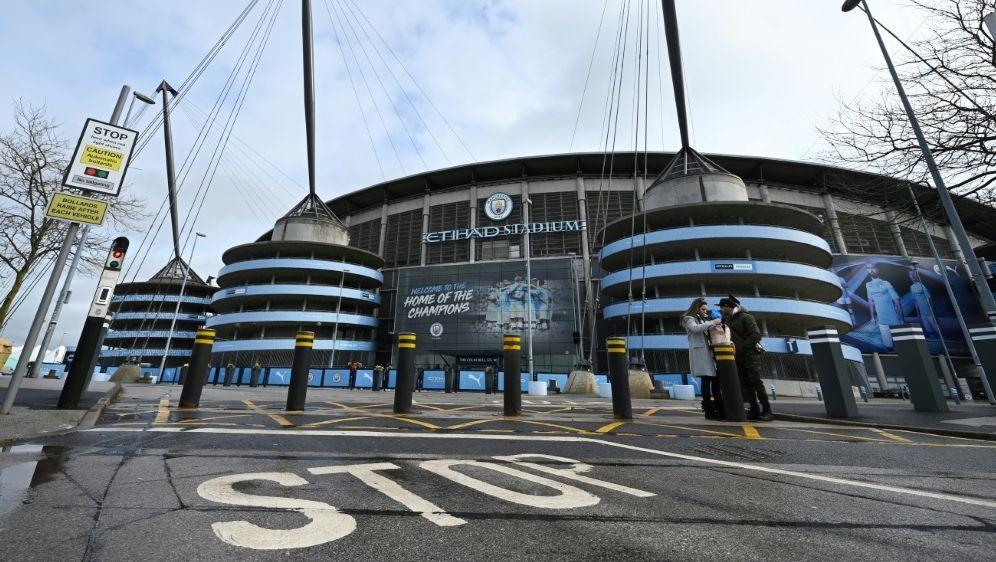 Manchester City verzichtet auf Kurzarbeit - Bildquelle: AFPSIDPAUL ELLIS