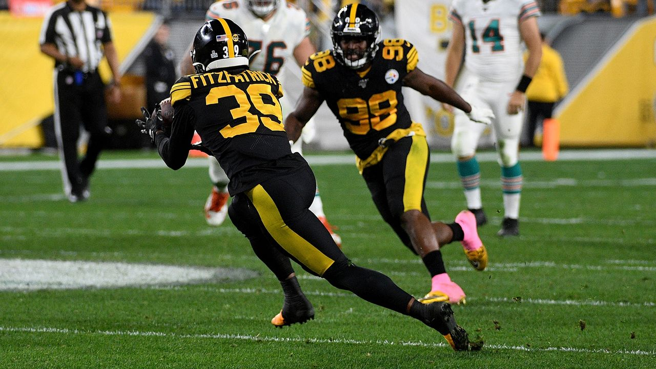 Sit: Defense Pittsburgh Steelers - Bildquelle: Getty Images