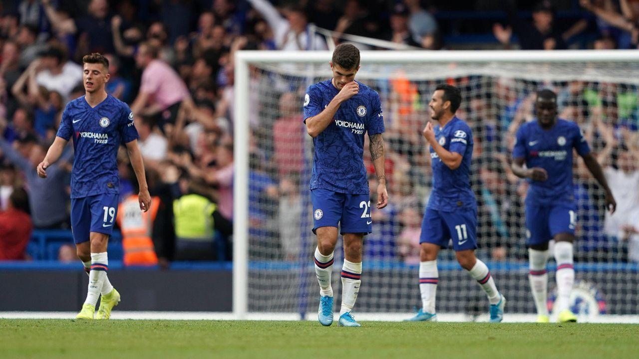 FC Chelsea (PremierLeague) - Bildquelle: imago