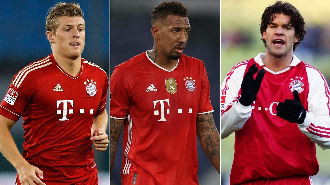 Diese Stars verließen den FC Bayern wenig glorreich - Bildquelle: Getty Images