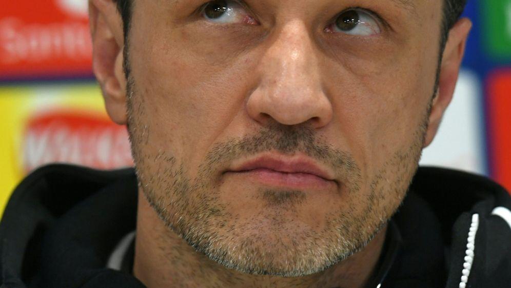 Personalprobleme: Kovac muss sich was einfallen lassen - Bildquelle: AFPSIDCHRISTOF STACHE