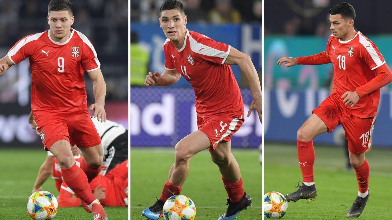 """U21-EM 2019: Serbiens """"Players to watch"""" für das DFB-Team - Bildquelle: imago"""