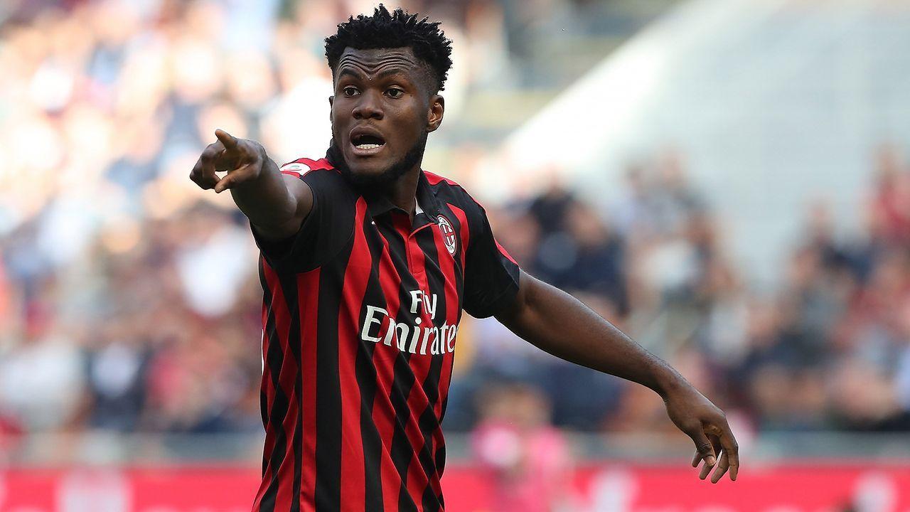 Franck Kessie (AC Mailand) - Bildquelle: 2018 Getty Images