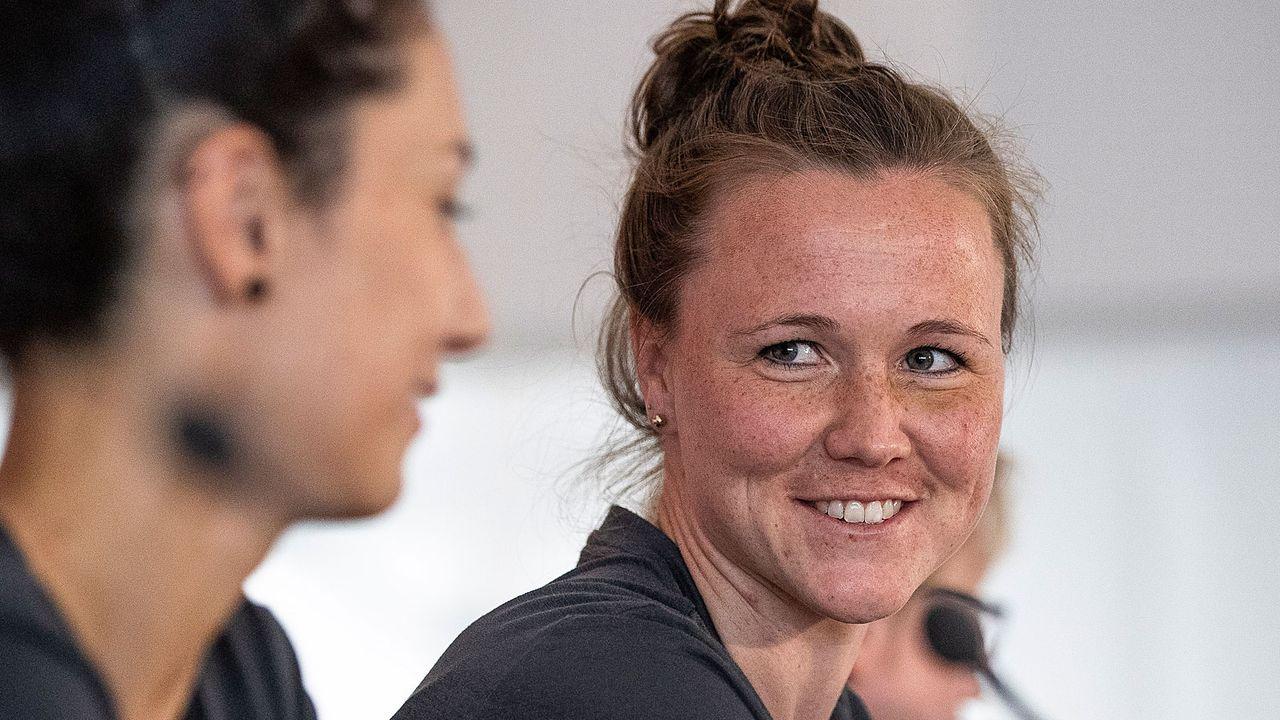 Marina Hegering (Abwehr) - Bildquelle: Getty Images
