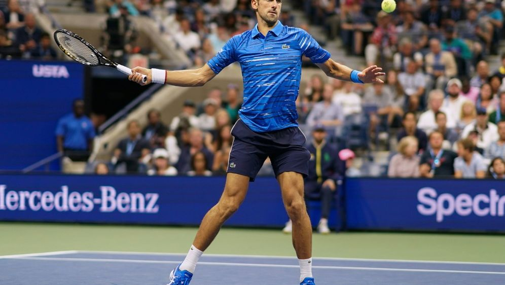 Novak Djokovic wird an den US-Open teilnehmen - Bildquelle: AFPSIDDOMINICK REUTER