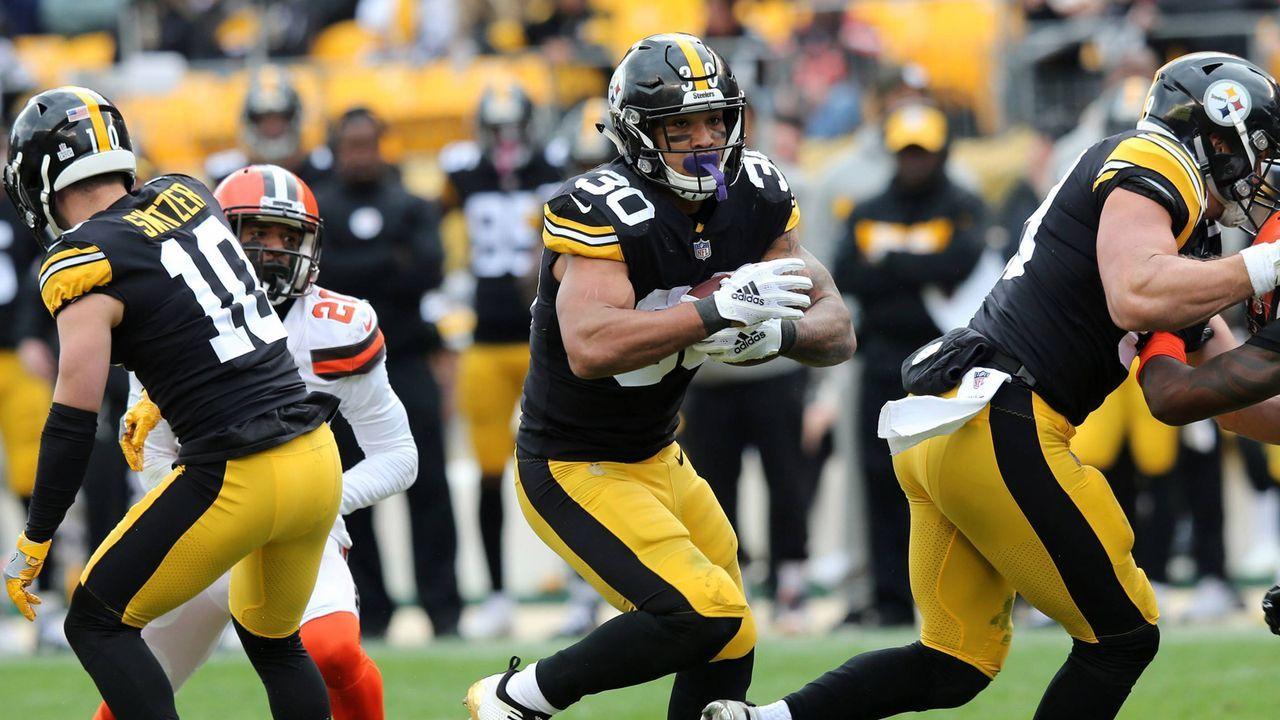 James Connor (Pittsburgh Steelers) - Bildquelle: imago