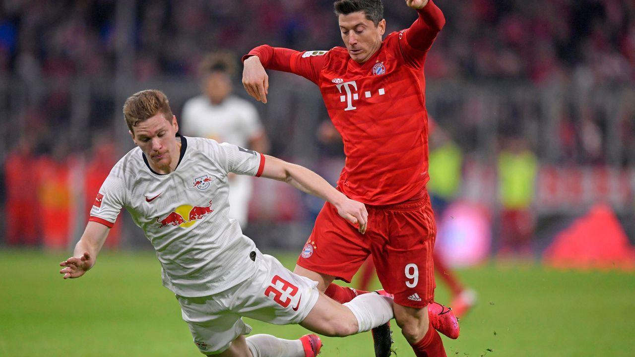 Marcel Halstenberg (RB Leipzig) - Bildquelle: imago