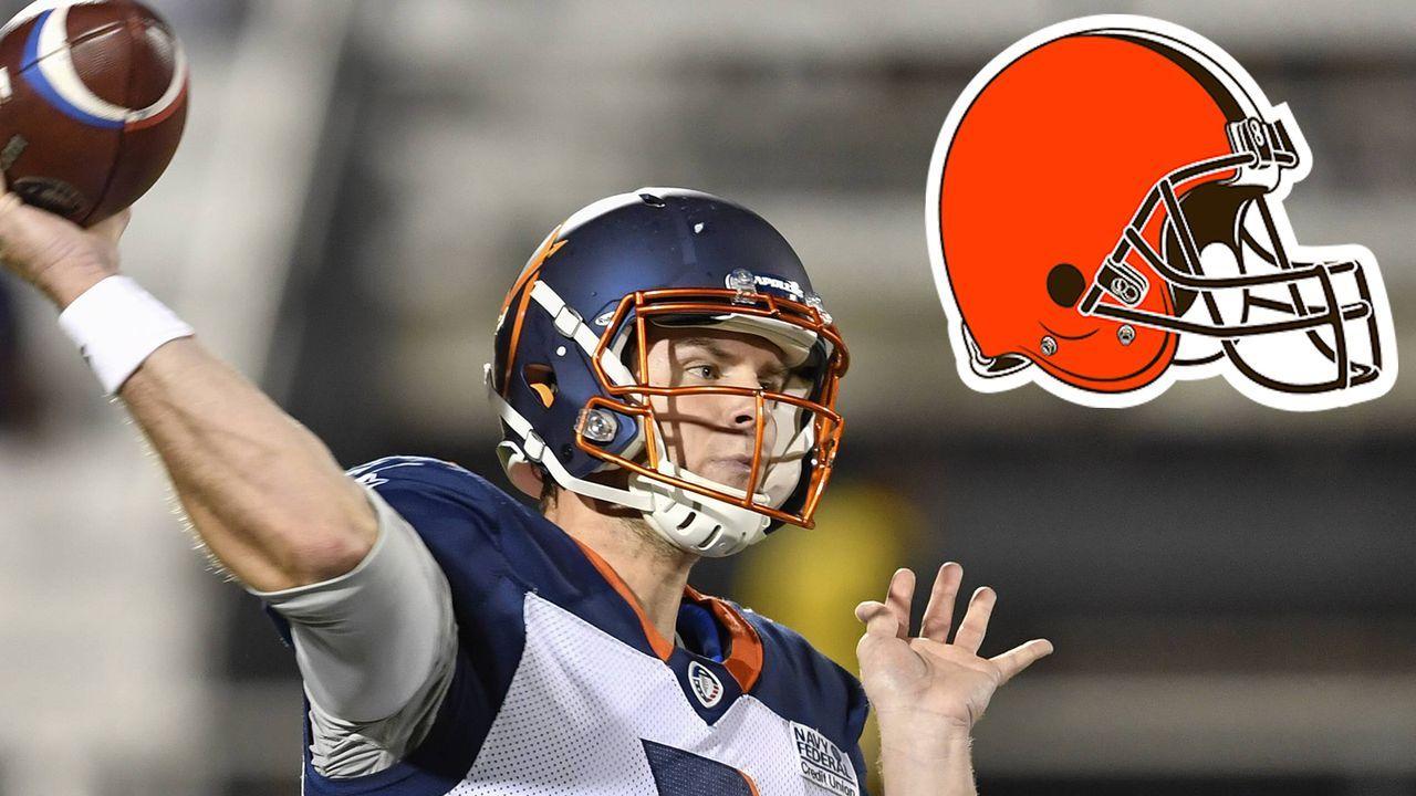 Cleveland Browns - Bildquelle: imago