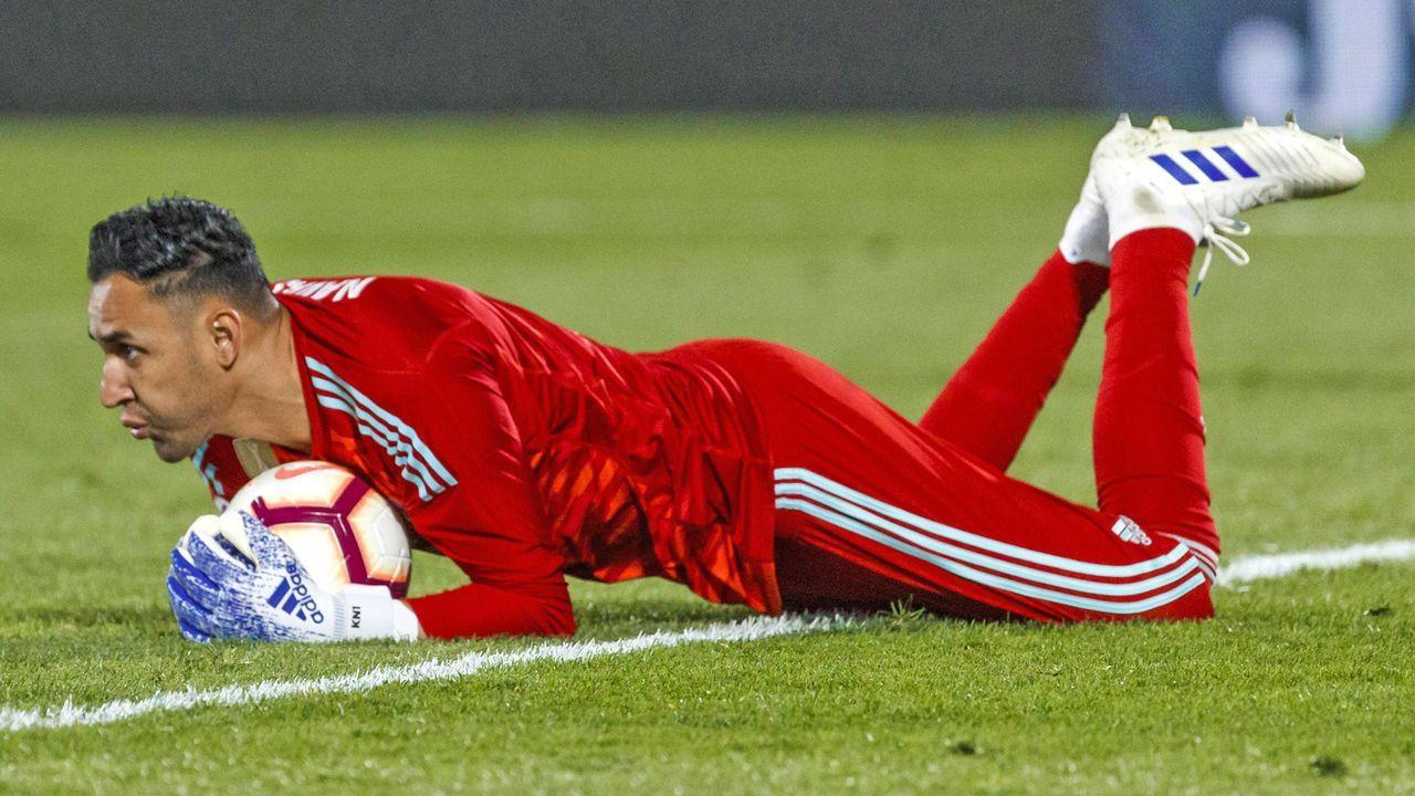 Keylor Navas (Real Madrid) - Bildquelle: imago