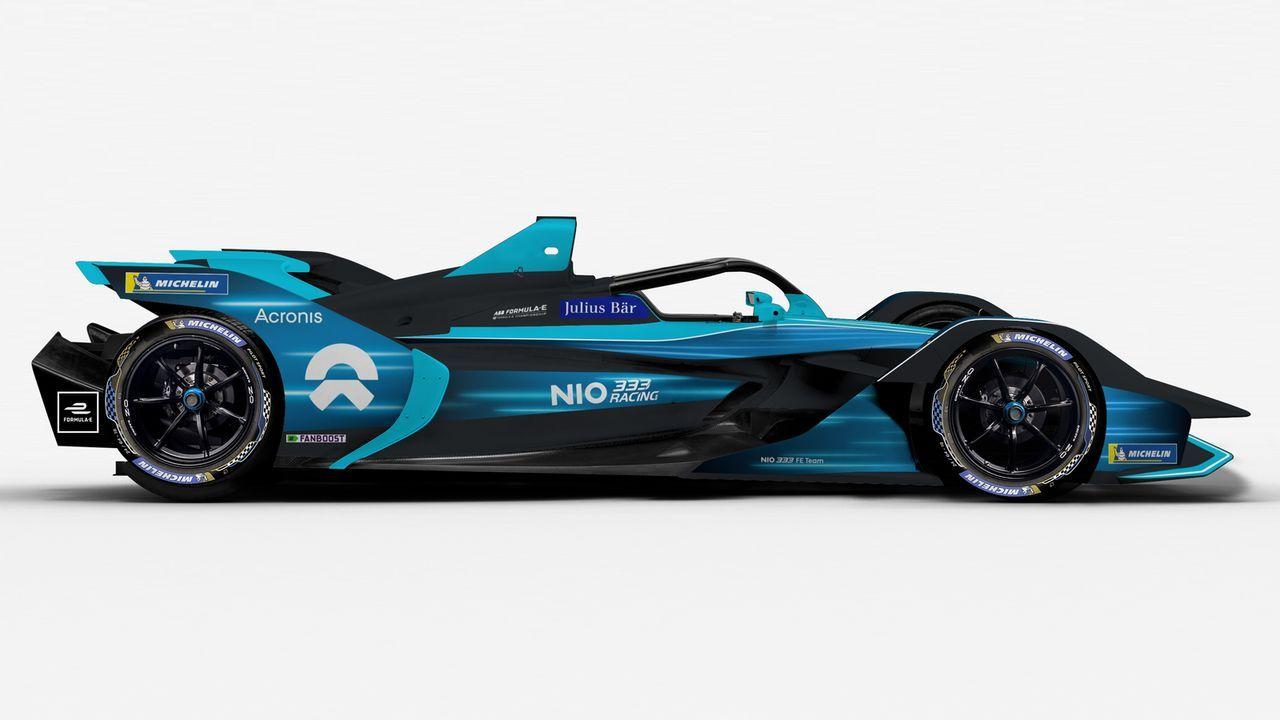 NIO 333 - Bildquelle: FIA Formula E