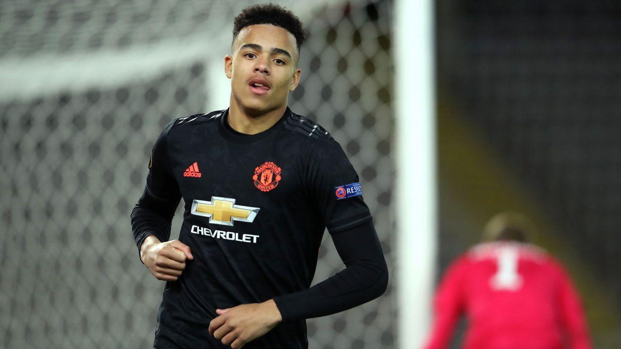Platz 8: Mason Greenwood (England) - Bildquelle: 2020 UEFA