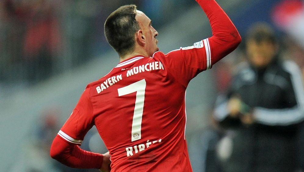 Ribery Karriere