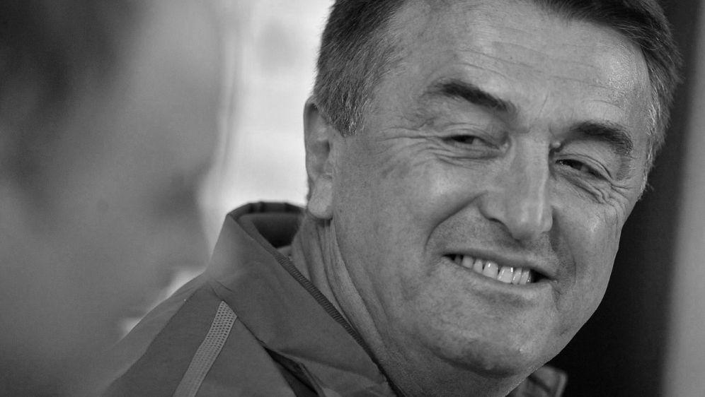 Der frühere Fußballtrainer Radomir Antic - Bildquelle: AFPSIDNATALIA KOLESNIKOVA