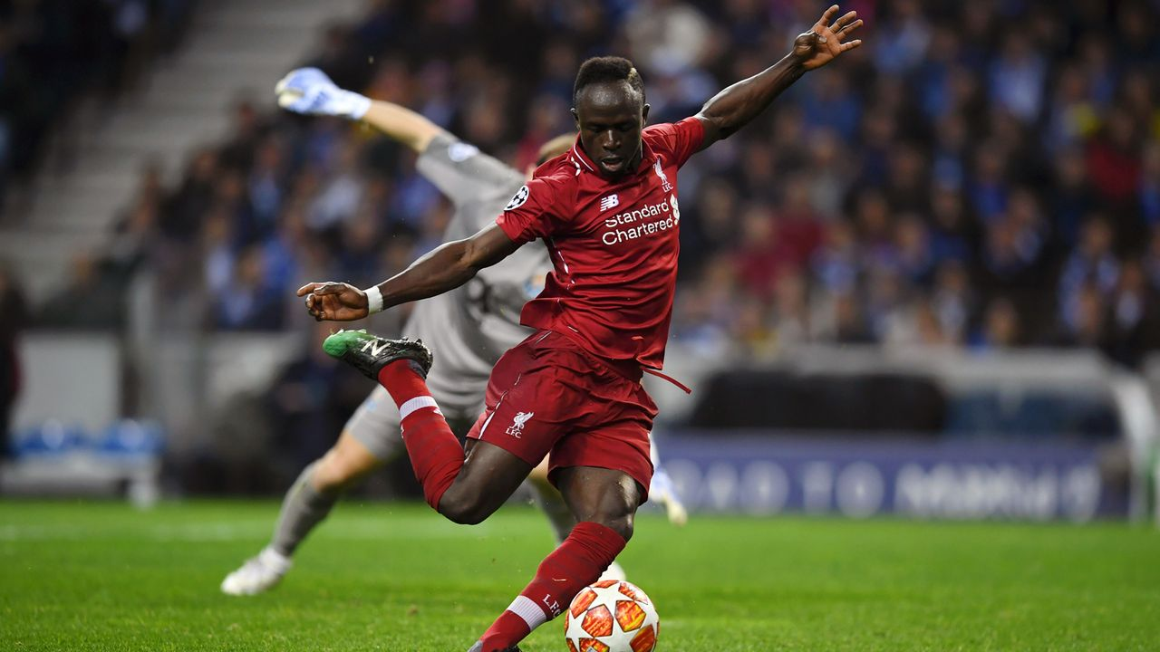 Angriff - Sadio Mane (FC Liverpool) - Bildquelle: 2019 Getty Images