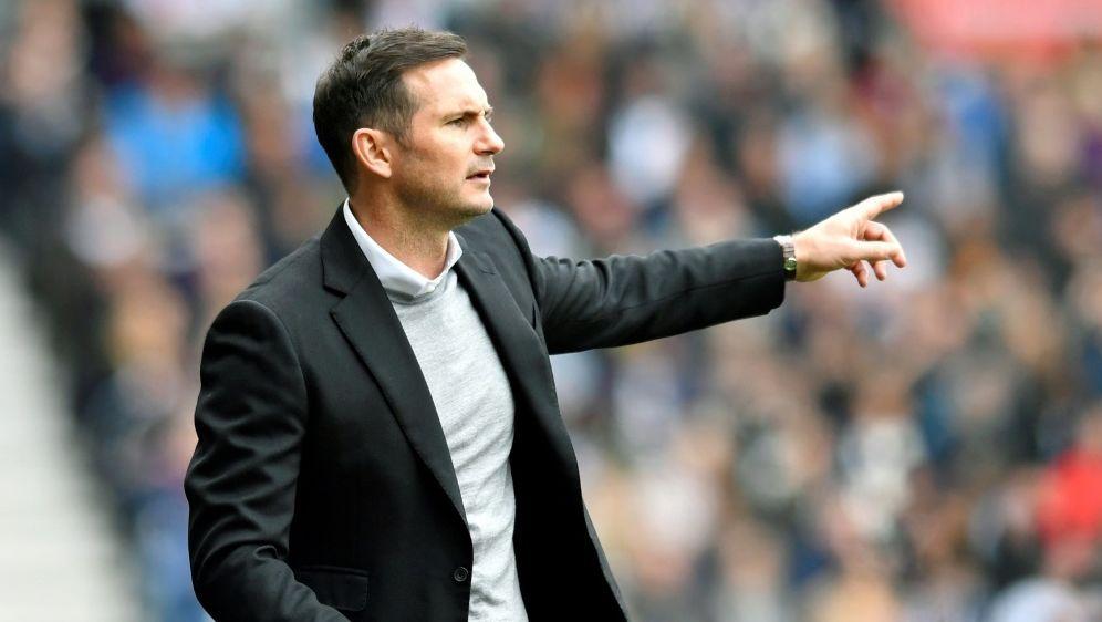 Frank Lampard wird neuer Teammanager beim FC Chelsea - Bildquelle: PIXATHLONPIXATHLONSID