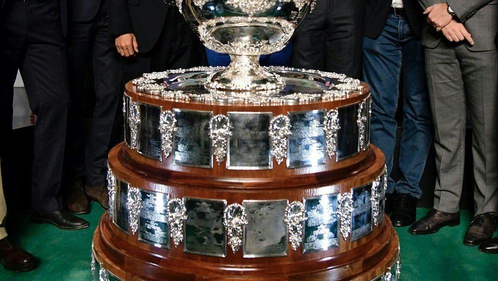 Tennis: Der Davis Cup hat einen neuen Hauptsponsor - Bildquelle: AFPSIDJAVIER SORIANO