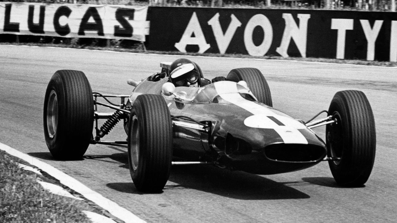 Lotus (1964)  - Bildquelle: Getty