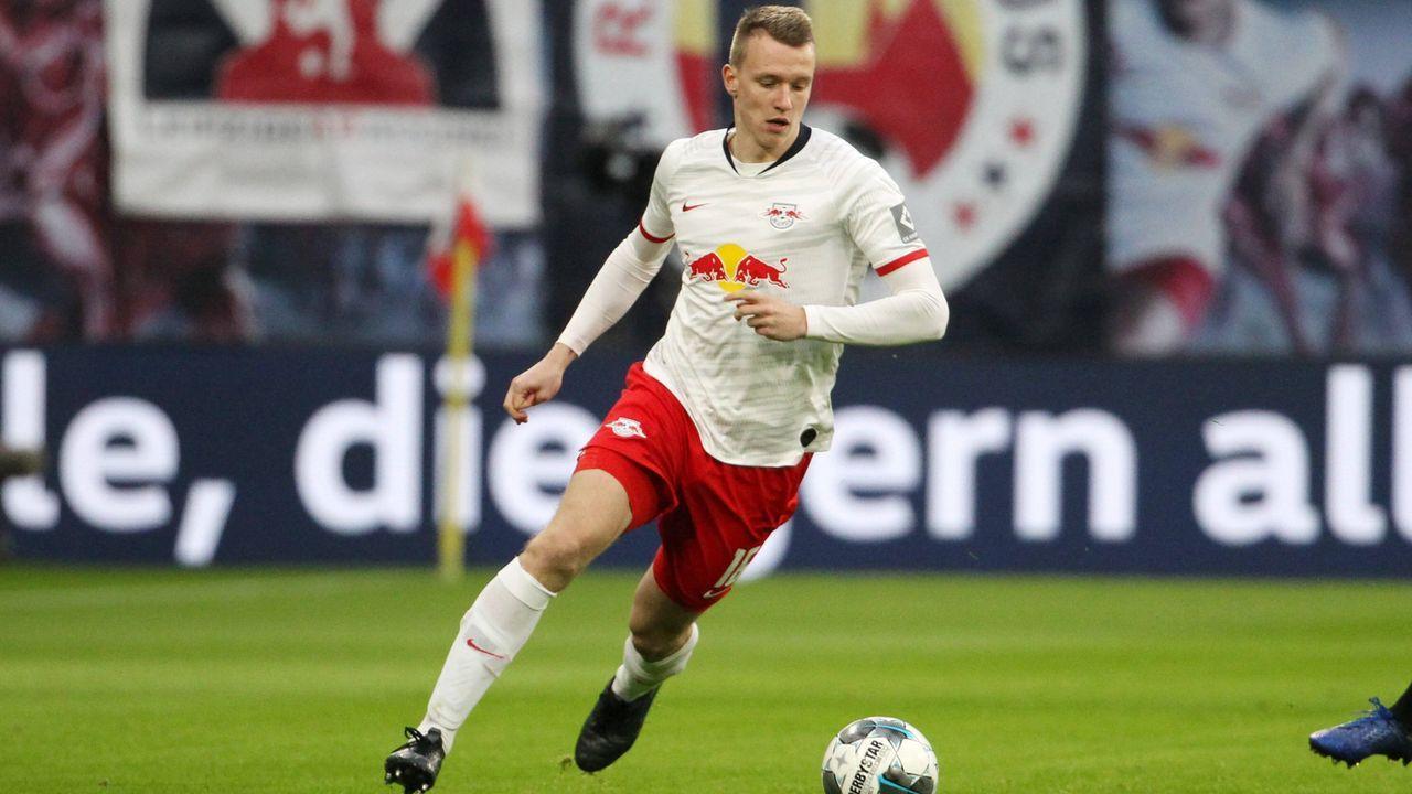 Lukas Klostermann (RB Leipzig)  - Bildquelle: imago