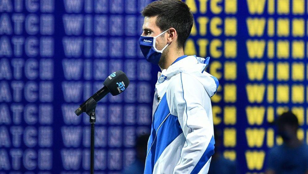 Für Strafen: Novak Djokovic - Bildquelle: AFPSIDGLYN KIRK