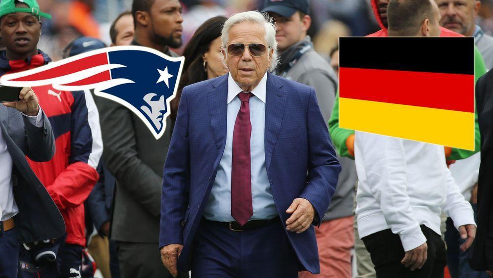 Will mit den New England Patriots nach der NFL auch Deutschland erobern: Klu... - Bildquelle: Getty Images