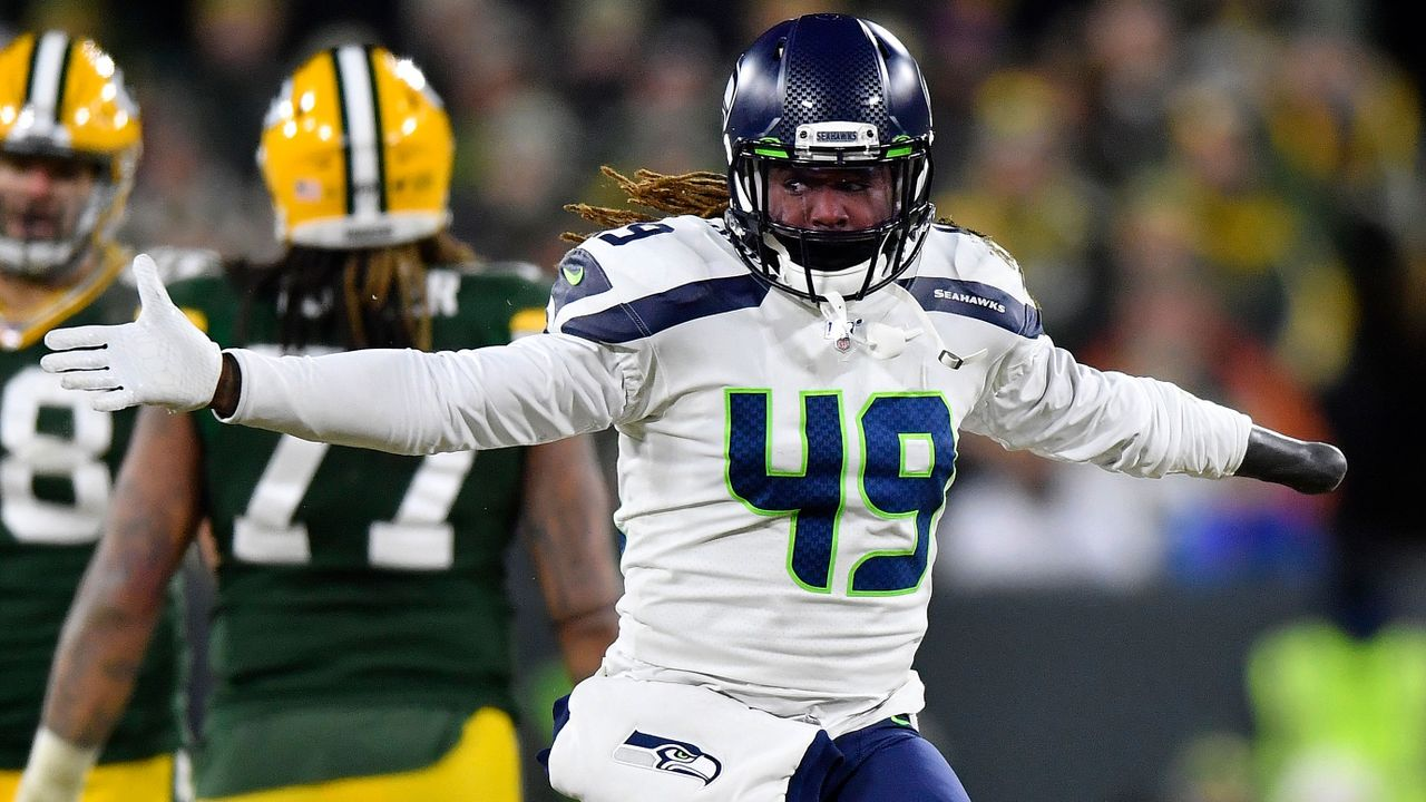 Shaquem Griffin (Free Agent) - Bildquelle: 2020 Getty Images