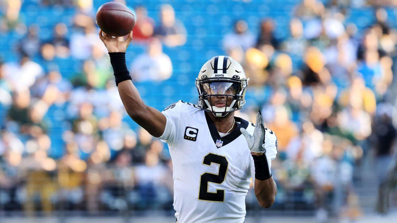 1. Spieltag: Jameis Winston (New Orleans Saints) - Bildquelle: 2021 Getty Images