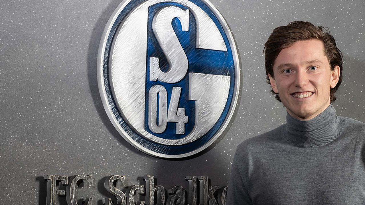 Michael Gregoritsch (Neuzugang FC Schalke 04) - Bildquelle: twitter@s04