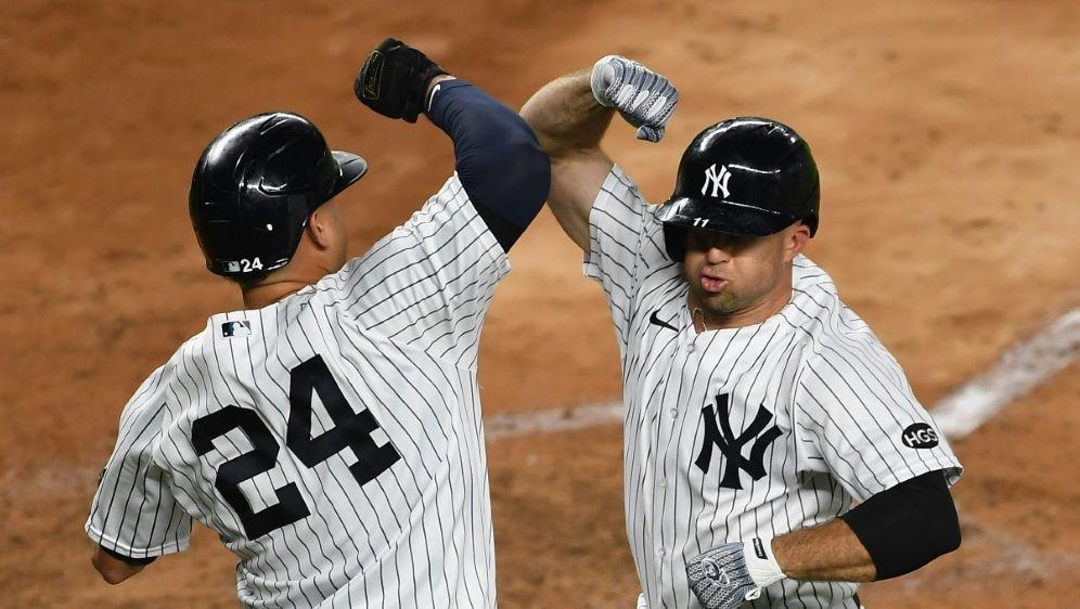 Die Yankees sorgen für einen Klub-Rekord - Bildquelle: AFPGETTY IMAGES NORTH AMERICASIDSarah Stier