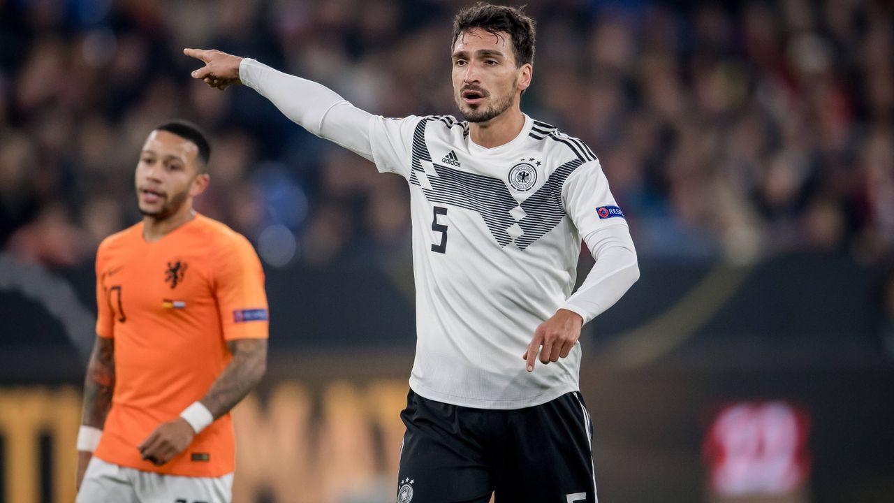 Abwehr: Mats Hummels (Borussia Dortmund) - Bildquelle: Imago