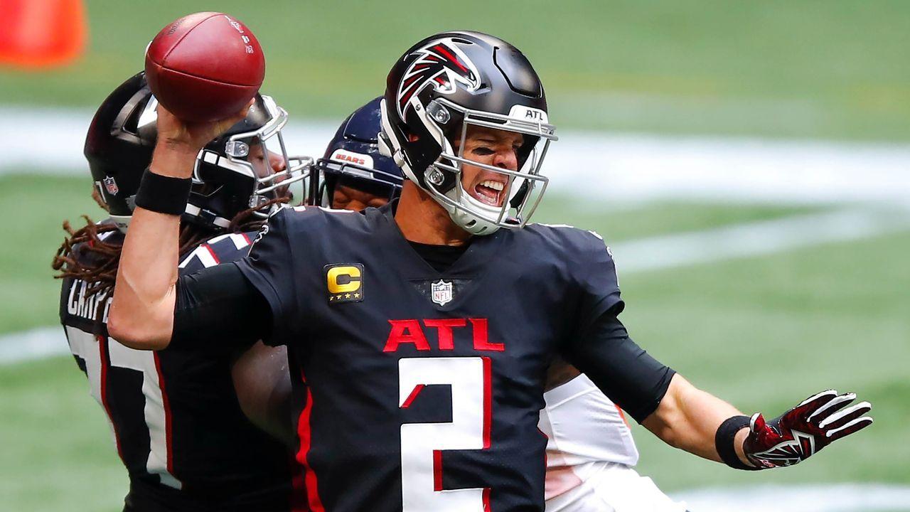 4. Pick: Atlanta Falcons - Bildquelle: getty