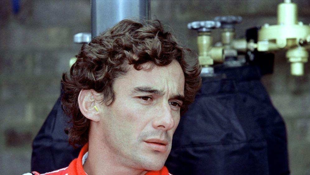 Ayrton Senna verünglückte vor 25 Jahren in San Marino - Bildquelle: AFPSIDJEAN-LOUP GAUTREAU