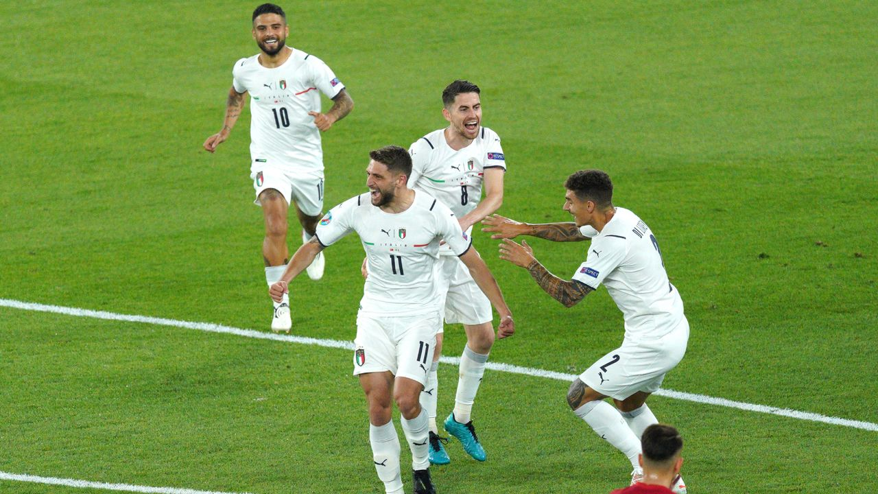 Gewinner: Der italienische Offensivfußball - Bildquelle: Imago