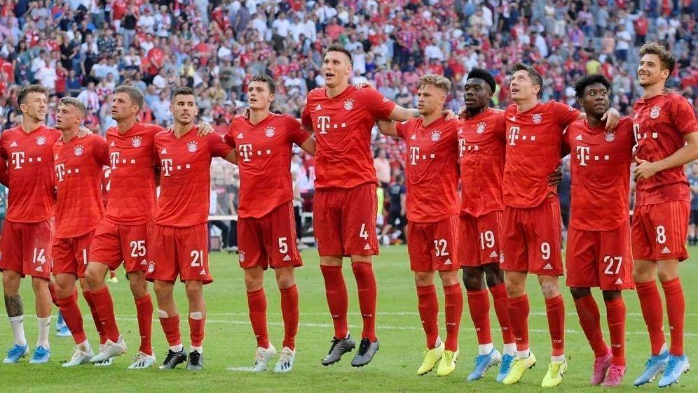 Die Mehrheit sieht Bayern München nicht als CL-Favoriten - Bildquelle: PIXATHLONPIXATHLONSID