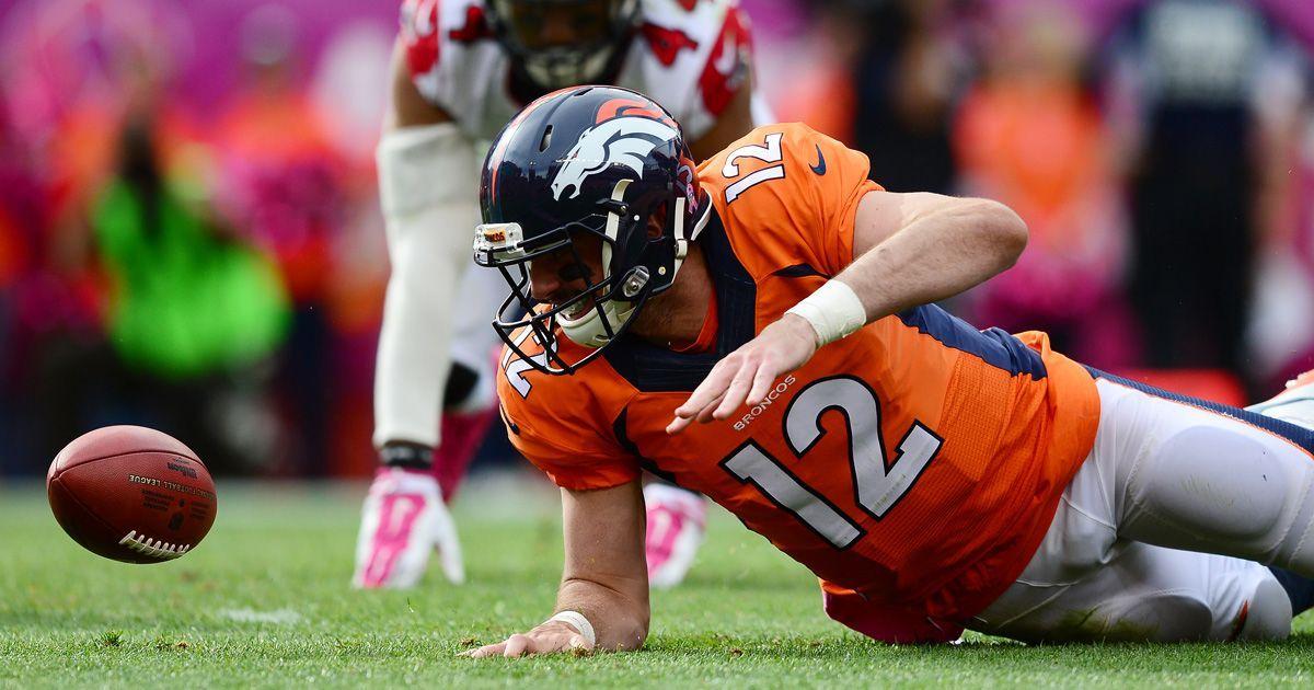 Denver Broncos: Paxton Lynch (Quarterback, 26. Pick 2016) - Bildquelle: getty