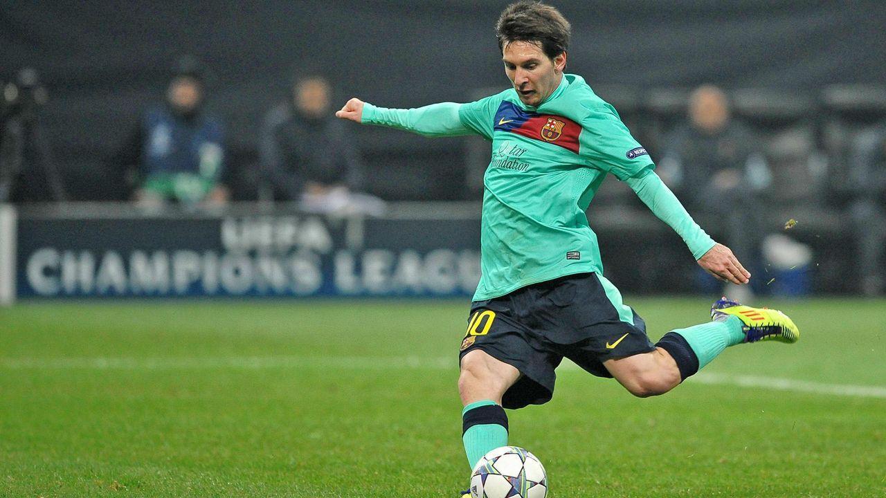 Jüngster Profi mit 200 La-Liga-Toren - Bildquelle: imago